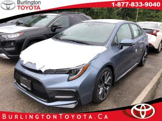 New 2020 Toyota Corolla SE for sale in Burlington, ON