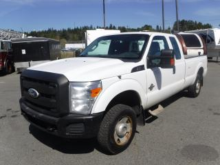 Used 2011 Ford F-250 SD SuperCab 4WD Diesel with Power Tailgate for sale in Burnaby, BC