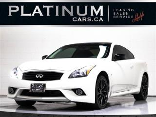 Used 2015 Infiniti Q60 S AWD, JDM, NAVi, BOSE, Heated SEATS, SUNROOF, CAM for sale in Toronto, ON