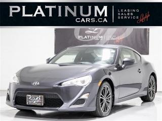Used 2013 Scion FR-S 6-SPEED MANUAL, 200HP RWD, AUX INPUT, Alloy Wheels for sale in Toronto, ON
