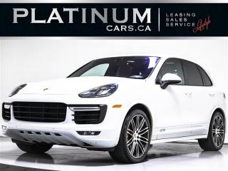 Used 2016 Porsche Cayenne GTS, AWD, NAVI, PANO, CARBON, BOSE, CAM, Paddle for sale in Toronto, ON