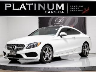 Used 2017 Mercedes-Benz C 300 4MATIC, AMG, NAVI, PANO, BURMEISTER, CAMERA for sale in Toronto, ON