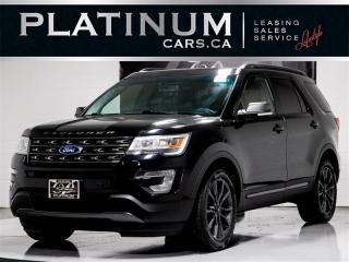 Used 2017 Ford Explorer XLT AWD, 7 PASSENGER, NAVI, Heated SEATS,BLINDSPOT for sale in Toronto, ON