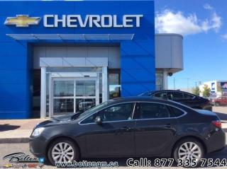 Used 2015 Buick Verano Sedan  - $114 B/W for sale in Bolton, ON