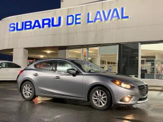 Used 2014 Mazda MAZDA3 GS-SKY Sport Hatchback ** 33000KM ** for sale in Laval, QC