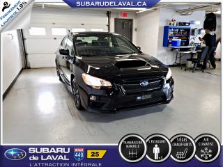 Used 2016 Subaru Impreza WRX Awd ** Caméra de recul ** for sale in Laval, QC