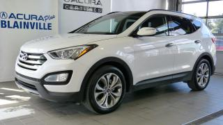 Used 2015 Hyundai Santa Fe Sport LIMITED 2.0T ** AWD ** for sale in Blainville, QC