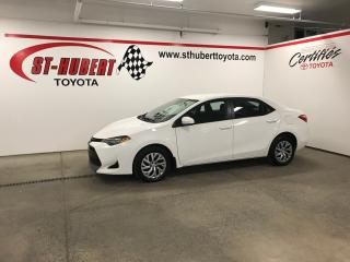 Used 2017 Toyota Corolla 2017 Toyota Corolla - LE, BANCS CHAUFFANTS for sale in St-Hubert, QC
