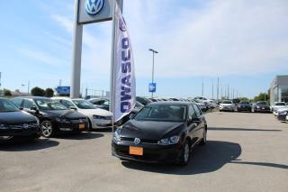 Used 2016 Volkswagen Golf 1.8 TSI Trendline for sale in Whitby, ON