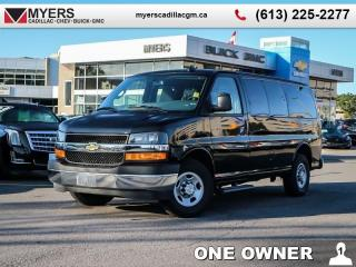 Used 2019 Chevrolet Express Passenger LS  EXPRESS 2500, 12 PASSENGER, LIKE NEW, REAR CAMERA for sale in Ottawa, ON