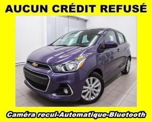 Used 2017 Chevrolet Spark LT CAMERA RECUL A/C *BLUETOOTH* PROMO for sale in St-Jérôme, QC