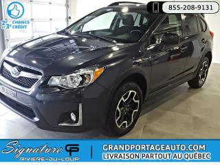 Used 2017 Subaru XV Crosstrek Sport AWD CVT Toit **CLEAN** *Bas Kilo* for sale in Rivière-Du-Loup, QC