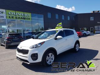 Used 2017 Kia Sportage LX, FWD for sale in Chambly, QC
