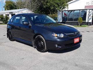 Used 2010 Subaru Impreza 2.5i for sale in Barrie, ON