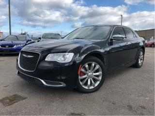 Used 2015 Chrysler 300 Touring AWD| Leather | Nav |  Panoroof| for sale in St Catharines, ON