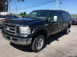 Used 2007 Ford F-250 4x4 boite longue for sale in Carignan, QC