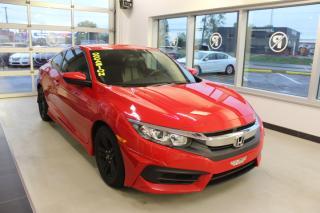 Used 2016 Honda Civic LX COUPÉ MANUELLE CAMÉRA MAIN LIBRE for sale in Lévis, QC