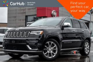 Used 2019 Jeep Grand Cherokee Summit|4x4|Trailer.Tow.Pkg|Pano.Sunroof|Harman.Kardon|GPS| for sale in Thornhill, ON