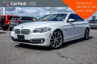 Used 2014 BMW 5 Series 535d xDrive|Diesel|Navi|Sunroof|Bluetooth|Leather|Heated front Seats|19
