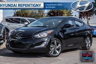 Used 2015 Hyundai Elantra GLS 4 PORTES**A/C,TOIT OUVRANT, MAGS** for sale in Repentigny, QC