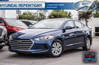Used 2017 Hyundai Elantra LE 4 PORTES**A/C, GROUPE ÉLECTRIQUE** for sale in Repentigny, QC
