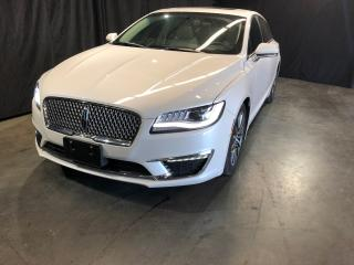 Used 2017 Lincoln MKZ Select Plus 18439 KM for sale in St-Eustache, QC