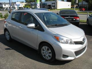 Used 2014 Toyota Yaris CE for sale in Quebec, QC