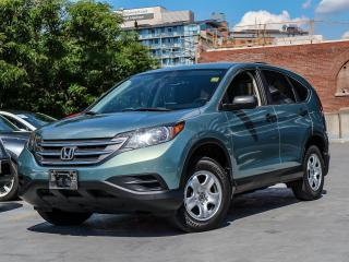 Used 2013 Honda CR-V LX | ONE OWNER|CLEAN CARFAX REPORT| FINANCING AVAILABLE! for sale in Toronto, ON