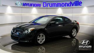 Used 2012 Nissan Altima COUPE 2.5S + GARANTIE + TOIT + MAGS + CR for sale in Drummondville, QC