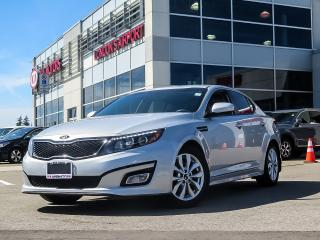 Used 2015 Kia Optima EX for sale in London, ON