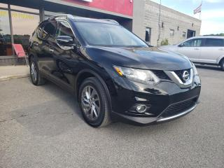 Used 2015 Nissan Rogue SL AWD Premium Package for sale in Châteauguay, QC