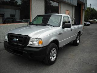 Used 2008 Ford Ranger Cabine ordinaire 2 RM, 112 po XL for sale in Repentigny, QC