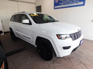 Used 2018 Jeep Grand Cherokee Altitude IV NAVI SUNROOF for sale in Listowel, ON