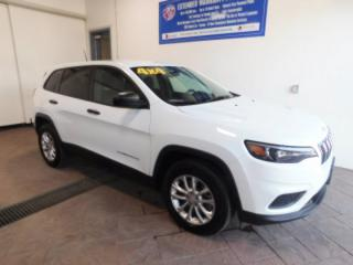 Used 2019 Jeep Cherokee Sport for sale in Listowel, ON