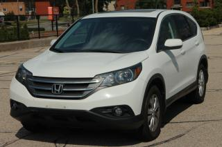 Used 2012 Honda CR-V EX CERTIFIED for sale in Waterloo, ON