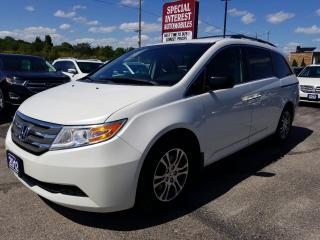 Used 2012 Honda Odyssey EX 8 PASSENGER !!  DVD PLAYER !!  BLUE TOOTH for sale in Cambridge, ON