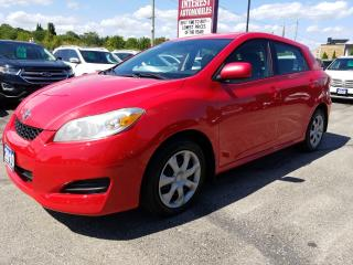 Used 2010 Toyota Matrix XR for sale in Cambridge, ON