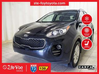 Used 2018 Kia Sportage LX AWD *AC SIEGES ET MIROIRS CHAUFFANTS* AWD Roue for sale in Québec, QC