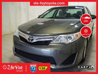 Used 2013 Toyota Camry LE Climatiseur for sale in Québec, QC