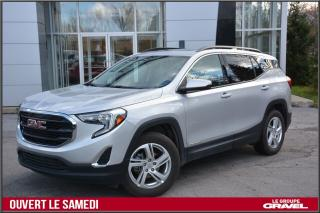 Used 2018 GMC Terrain SLE AWD GPS TOIT PANORAMIQUE for sale in Ile-des-Soeurs, QC