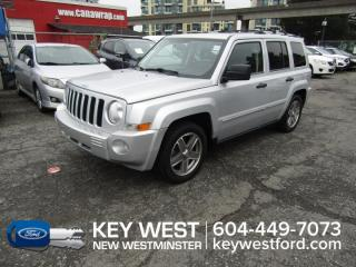 Used 2008 Jeep Patriot Limited 4WD Leather Heated Seats for sale in New Westminster, BC