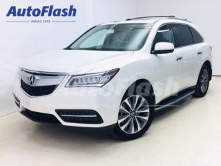 Used 2016 Acura MDX Navigation-Pkg *Comme-Neuf/like-new* GPS/Camera for sale in St-Hubert, QC