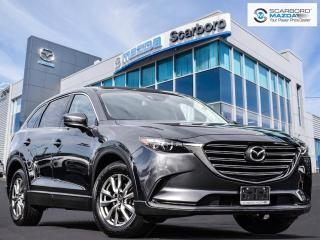 Used 2017 Mazda CX-9 GS-L|LEATHER|AWD|NEW TIRES & BRAKES|NO ACCIDENTS for sale in Scarborough, ON