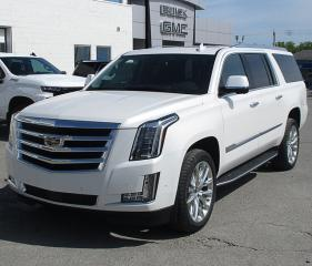 Used 2020 Cadillac Escalade ESV Premium Luxury for sale in Peterborough, ON