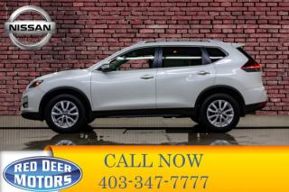 Used 2018 Nissan Rogue AWD SV Roof Nav BCam for sale in Red Deer, AB