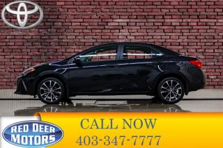 Used 2019 Toyota Corolla SE for sale in Red Deer, AB