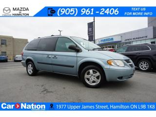 Used 2005 Dodge Grand Caravan AS-TRADED | DVD PLAYER | 6 PASSENGER | for sale in Hamilton, ON