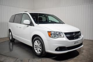 Used 2018 Dodge Grand Caravan SXT PLUS STOW&GO CUIR for sale in St-Hubert, QC
