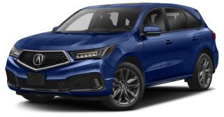 Used 2020 Acura MDX A-Spec for sale in Burlington, ON