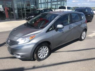 Used 2014 Nissan Versa Note 1.6 SV à hayon 5 portes BA for sale in Lévis, QC